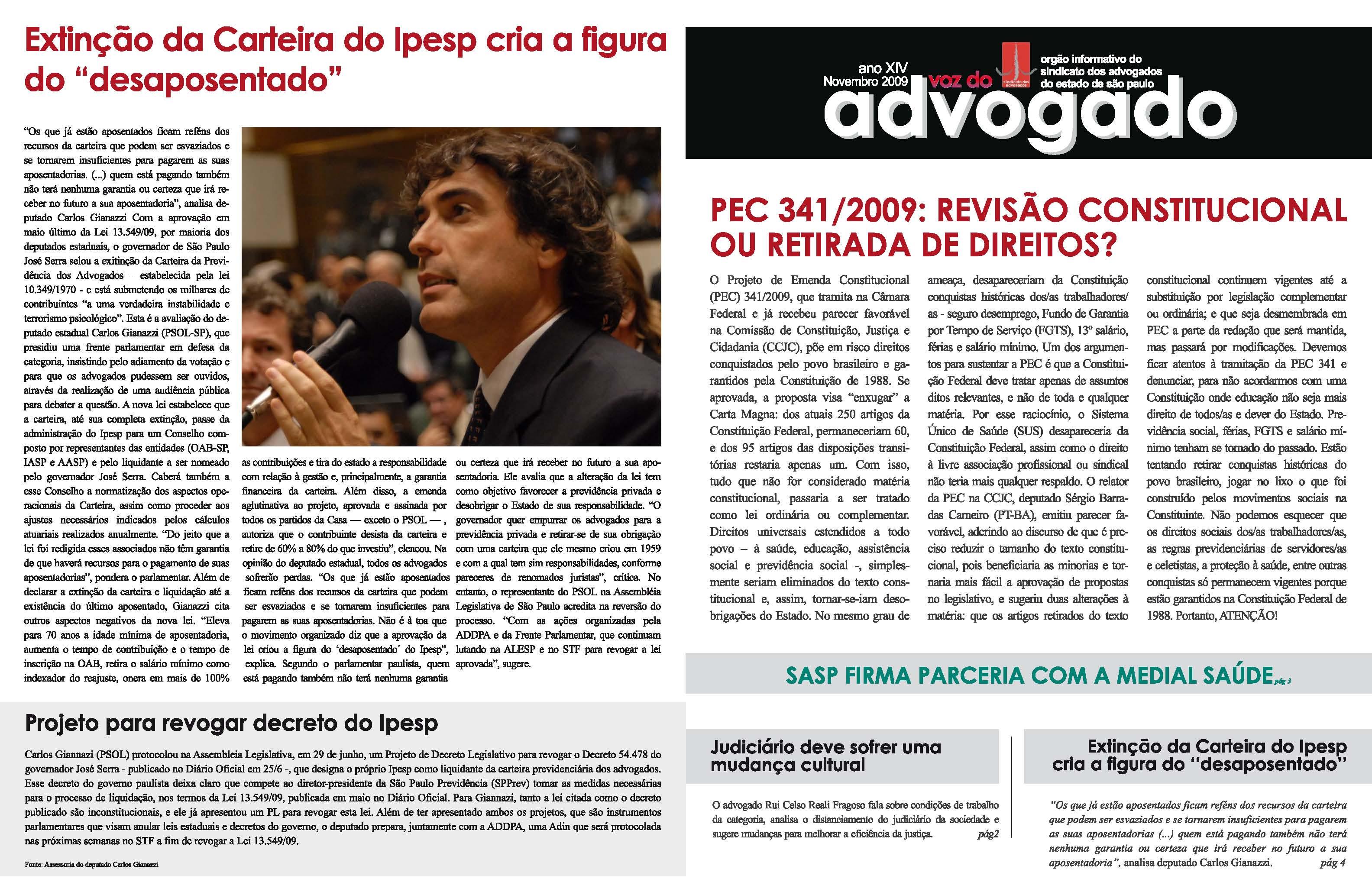 Jornal do SASP