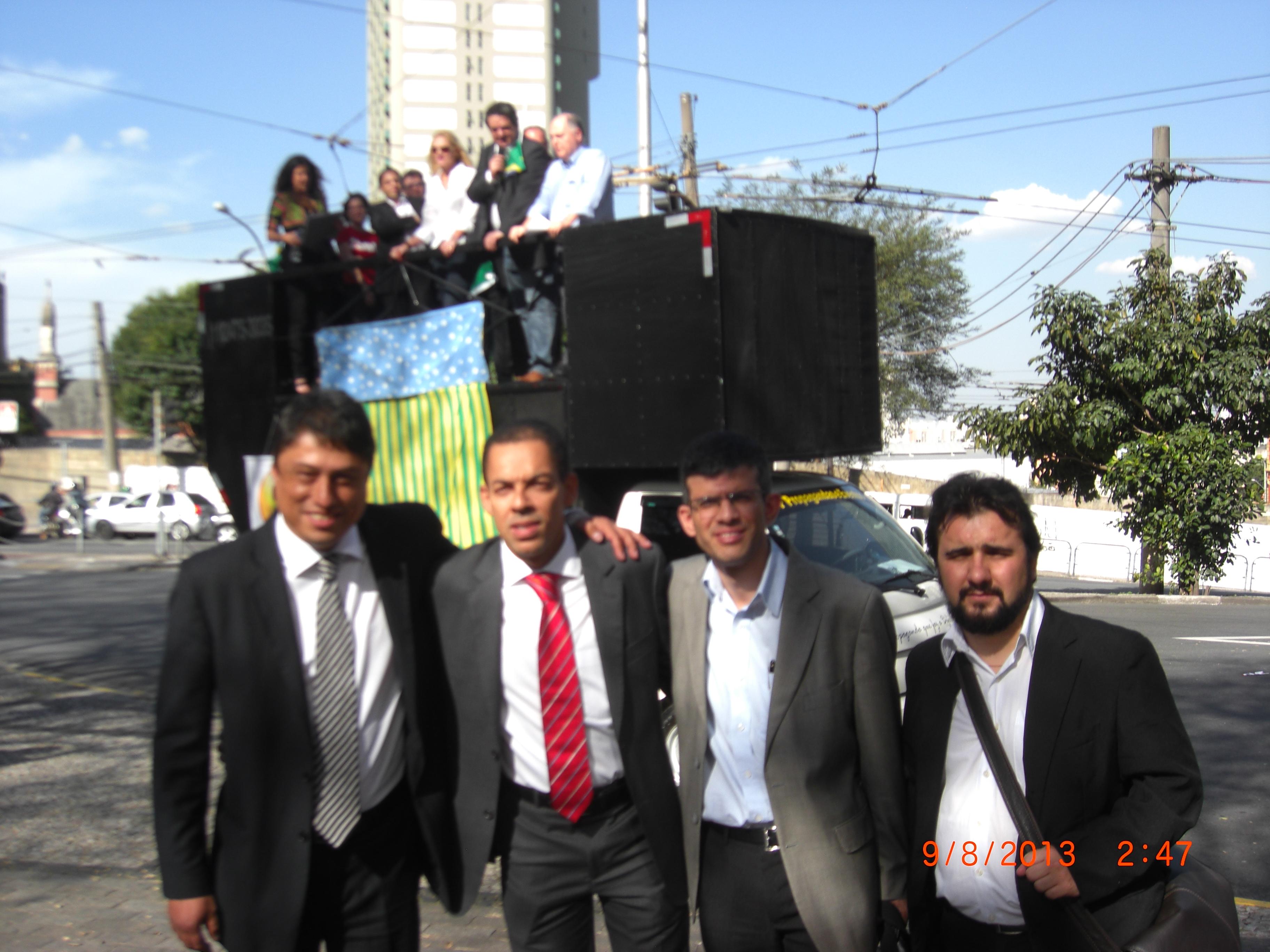 Ato contra o Provimento CGJ 17/2013