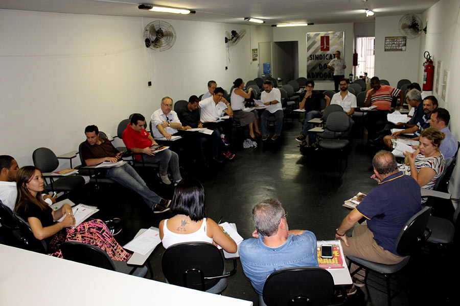 SASP realizada primeira reunião da nova gestão