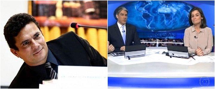 Sergio Moro e a Globo querem incendiar o país