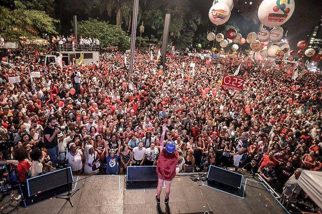Organizadores esperam 200 mil pessoas no Anhangabaú (SP) no domingo