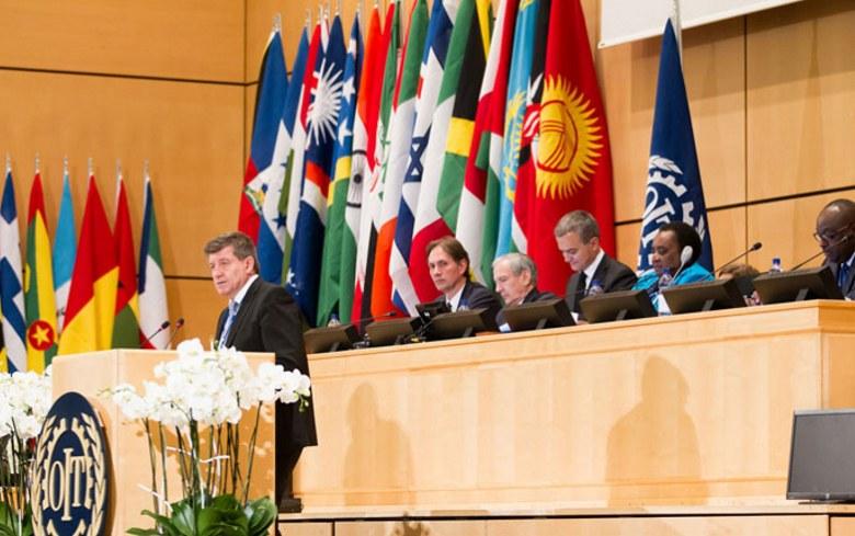 Brasileiro falará na OIT sobre ameaça de perda de direitos