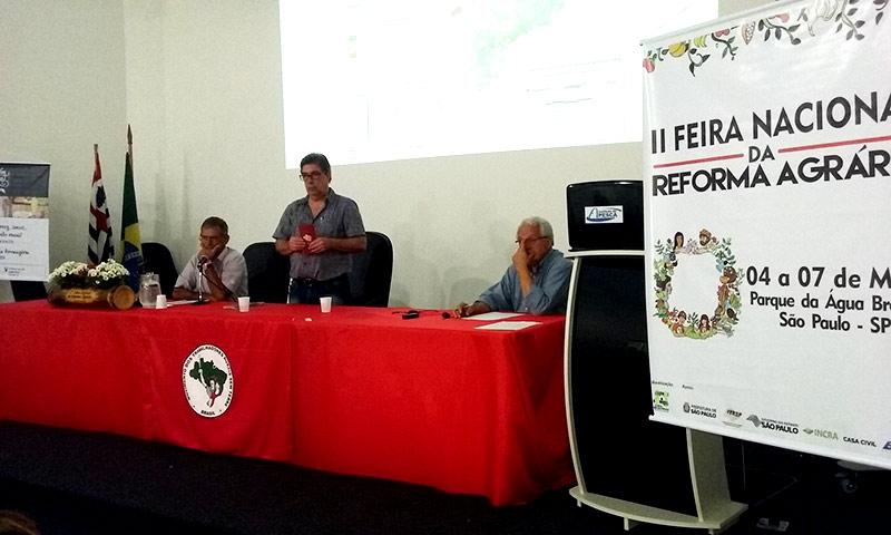 O aumento da miséria e a questão fundiária debatidos na Feira da Reforma Agrária