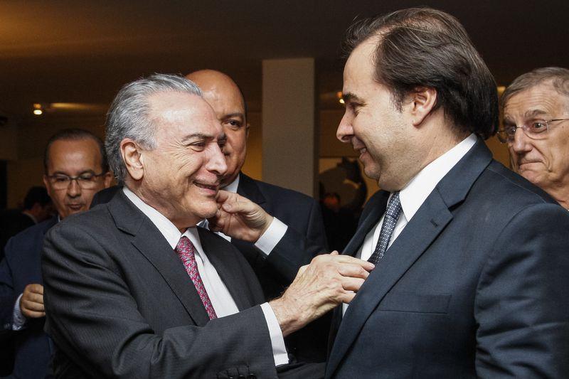 Rodrigo Maia, o filho de Cesar: um perfil do sucessor de Temer