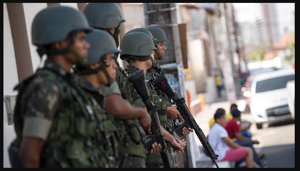Lei que transfere à Justiça Militar julgamento de crimes contra civis preocupa entidades