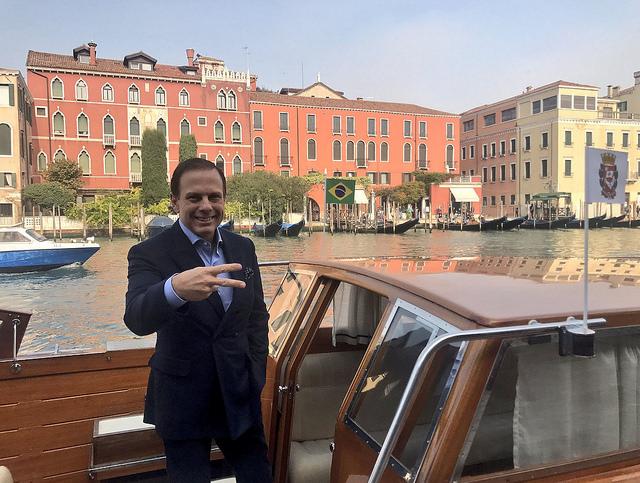 SP: Doria abandona gestão marcada por relações empresariais e falta de transparência