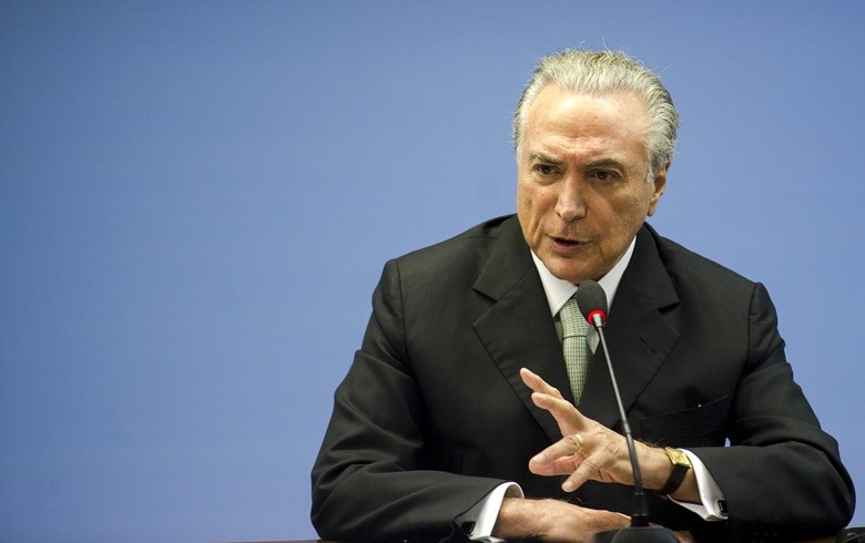 CNI/Ibope: 72% dos brasileiros rejeitam governo Temer