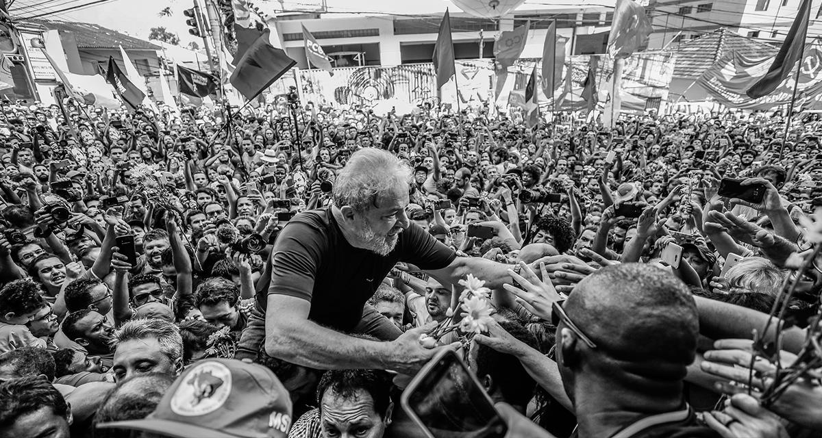 Ibope/Band: Mesmo preso, Lula lidera em tem 10% a mais que Alckmin em SP