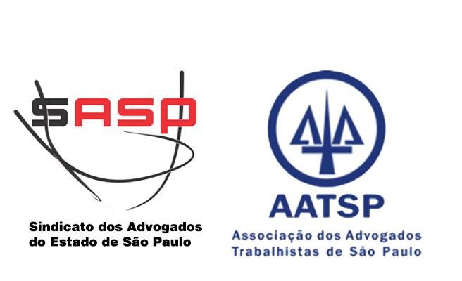 Nota da Associação dos Advogados Trabalhistas de São Paulo e do Sindicato dos Advogados do Estado de São Paulo