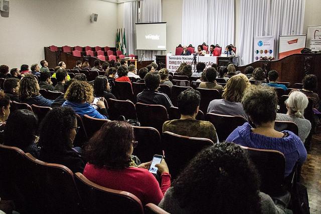 """""""Carta de Resistência"""" é lançada em Curitiba em defesa do livre direito à manifesções"""