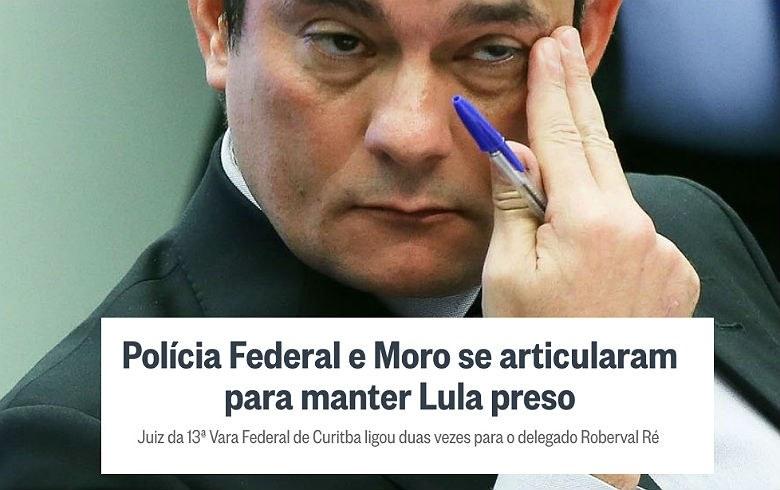 Deputados usam manchete de 'O Globo' em representação contra Moro no CNJ