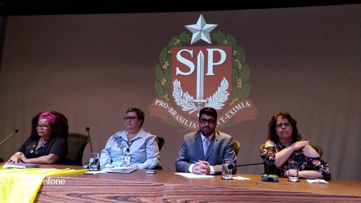SASP participa da posse do Conselho Estadual de Defesa dos Direitos da Pessoa Humana