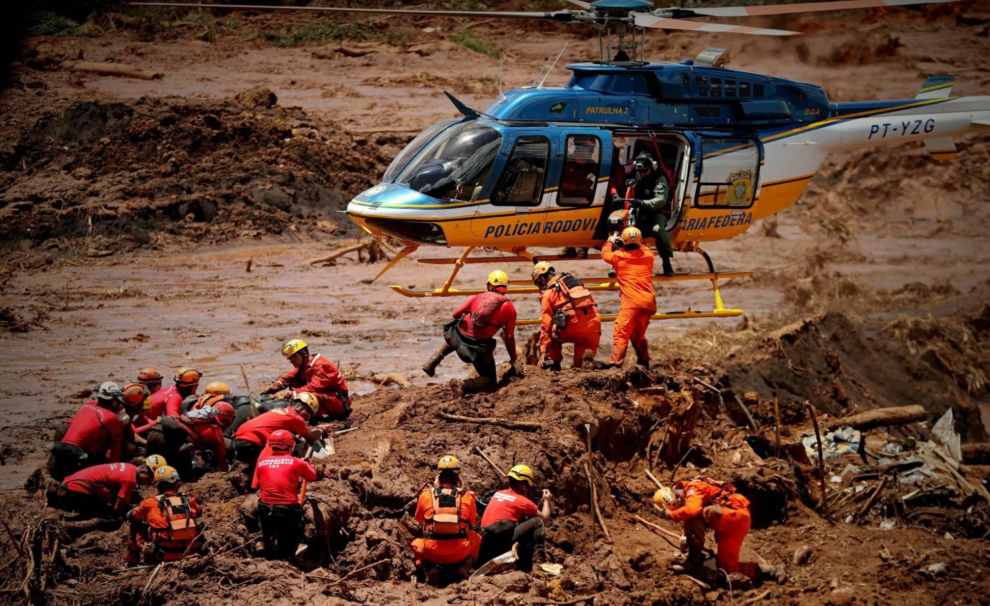 SASP faz nota de apoio às vítimas da Vale, em Brumadinho-MG