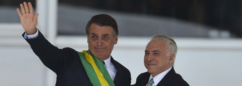 GOVERNO BOLSONARO COMEÇA COM TERRA ARRASADA