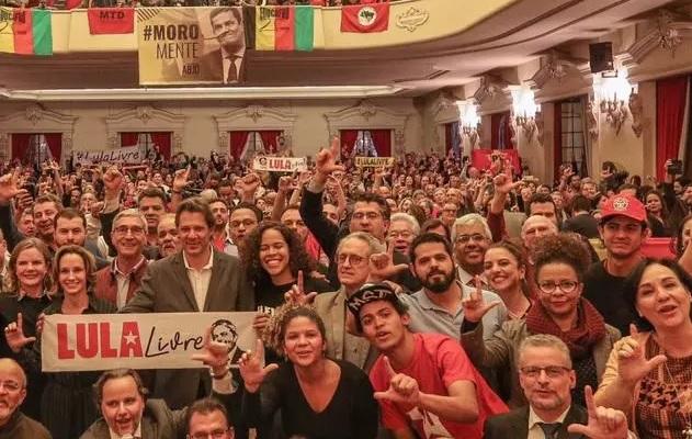 SASP participa de Ato de Juristas na USP, denunciando Sérgio Moro