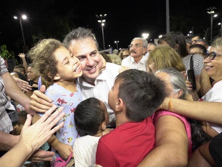 Fábio Gaspar se solidariza com governador do Ceará