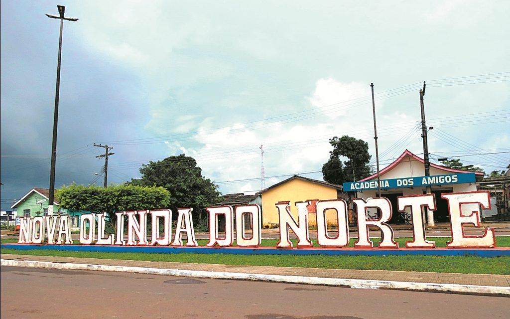 Manifestação contra a violência da Polícia Militar no Rio Abacaxis e na Terra Indígena Coata-Larajal