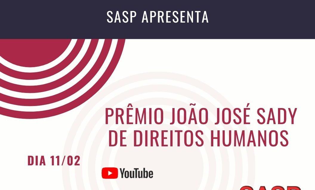Prêmio João José Sady de Direitos Humanos