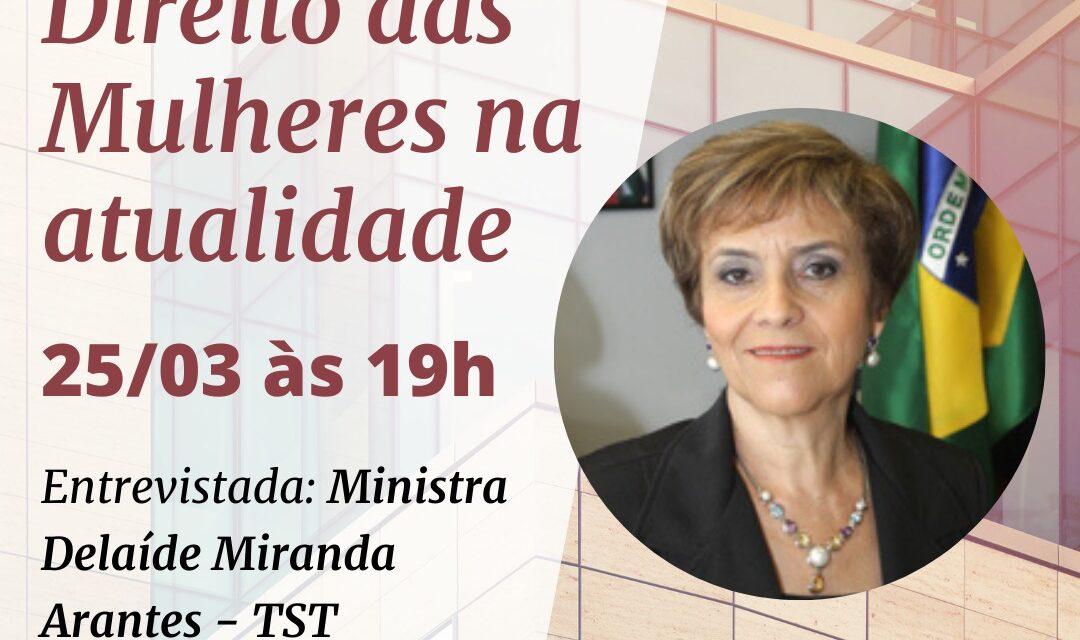 SASP DEBATE: Direitos das mulheres na atualidade
