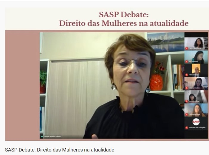 """""""SASP Debate"""" teve participações importantes e questionamentos sobre desigualdade de gênero no trabalho"""
