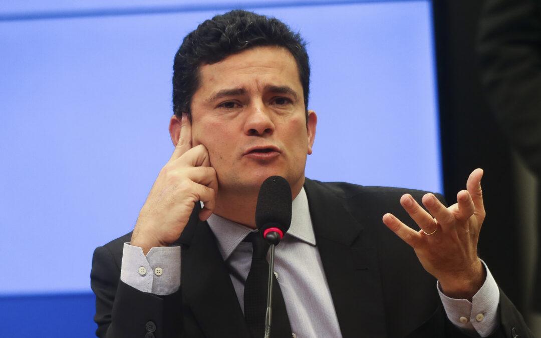 Sérgio Moro no STF