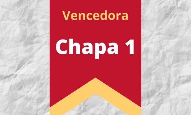 Eleições SASP: Vitória da Chapa 1